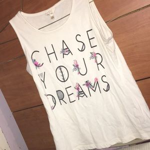 This is a tank top for small girls in the size L14